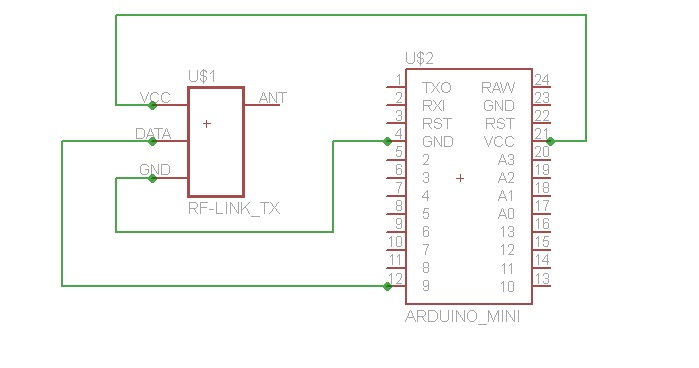 Eagle Schematic and Board View | MTEC2250